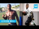 Le'Veon Bell Speed Drills for Football | Muscle Madness