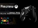 Обзор геймпада Xbox One Elite Wireless Controller (GameTech Review)