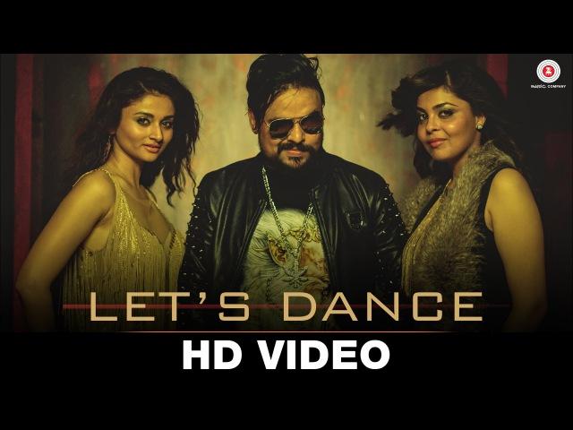 Let's Dance - Official Music Video | CJ Veed | MixSingh | Ankita Srivastav