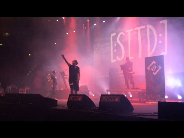SITD Snuff Machinery feat Chris L Agonoize 26 07 2015 XI Amphi Festival 2015 HD