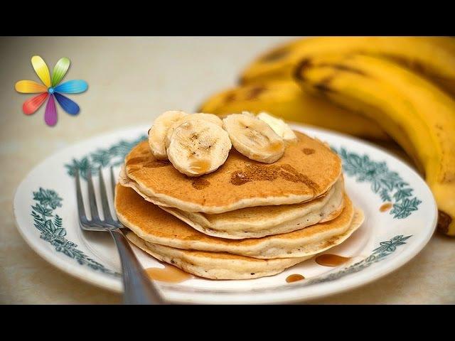Завтрак за 5 минут: банановые блины без муки и сахара – Все буде добре. Выпуск 783 о...