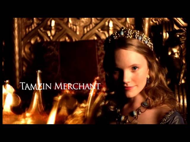 The Tudors Opening Credits:Henry and all the wives
