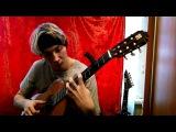 Daniel Licht - Astors birthday party (Dexter OST) guitar