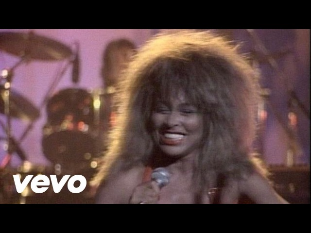 Tina Turner - Addicted To Love| History Porn