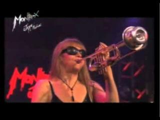 This is the Saskia Laroo Band