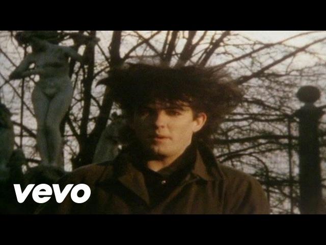 The Cure - Hanging Garden