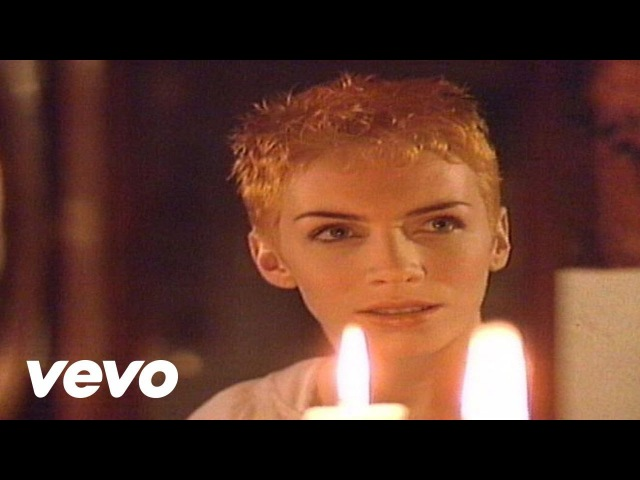 Eurythmics - Here Comes the Rain Again (Official Video)