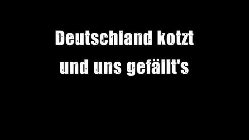 Böhse Onkelz - Viva los tioz whith Lyrics