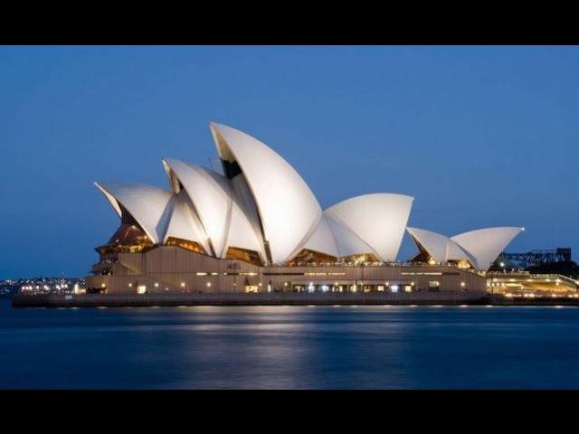Инженерные идеи Сиднейский оперный театр Документальные фильмы передачи HD