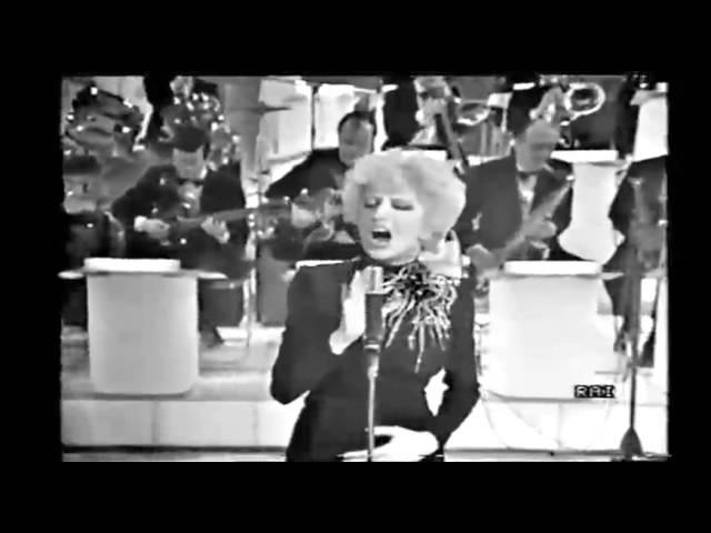 Mina - Io vivrò (senza te) Milleluci 1974