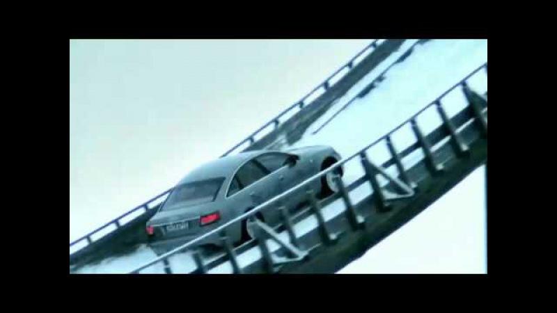 Audi Quattro Campaign Ski Jump