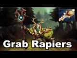 Epic Game + Rapiers - Empire vs Power Rangers Dotapit
