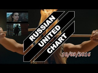RUSSIAN UNITED CHART (10/09/2016) [TOP 40 Hot Russia Songs]