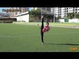 Самые быстрые в мире удары ногой #Мастер единоборств #Книга Рекордов Гиннеса #The fastest kicks