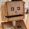 Российский робот Деревяка
