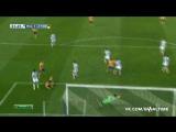 Малага - Барселона 1:2. Гол Месси.