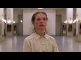 La pianiste Isabelle Huppert final scene