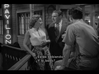 Encuentro en la noche (Fritz Lang) 1952 VOSE