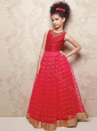 Самые красивые платья мира для детей фото
