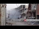 Война от первого лица. Пехота Хэзбаллы в городском бою. Сирия.