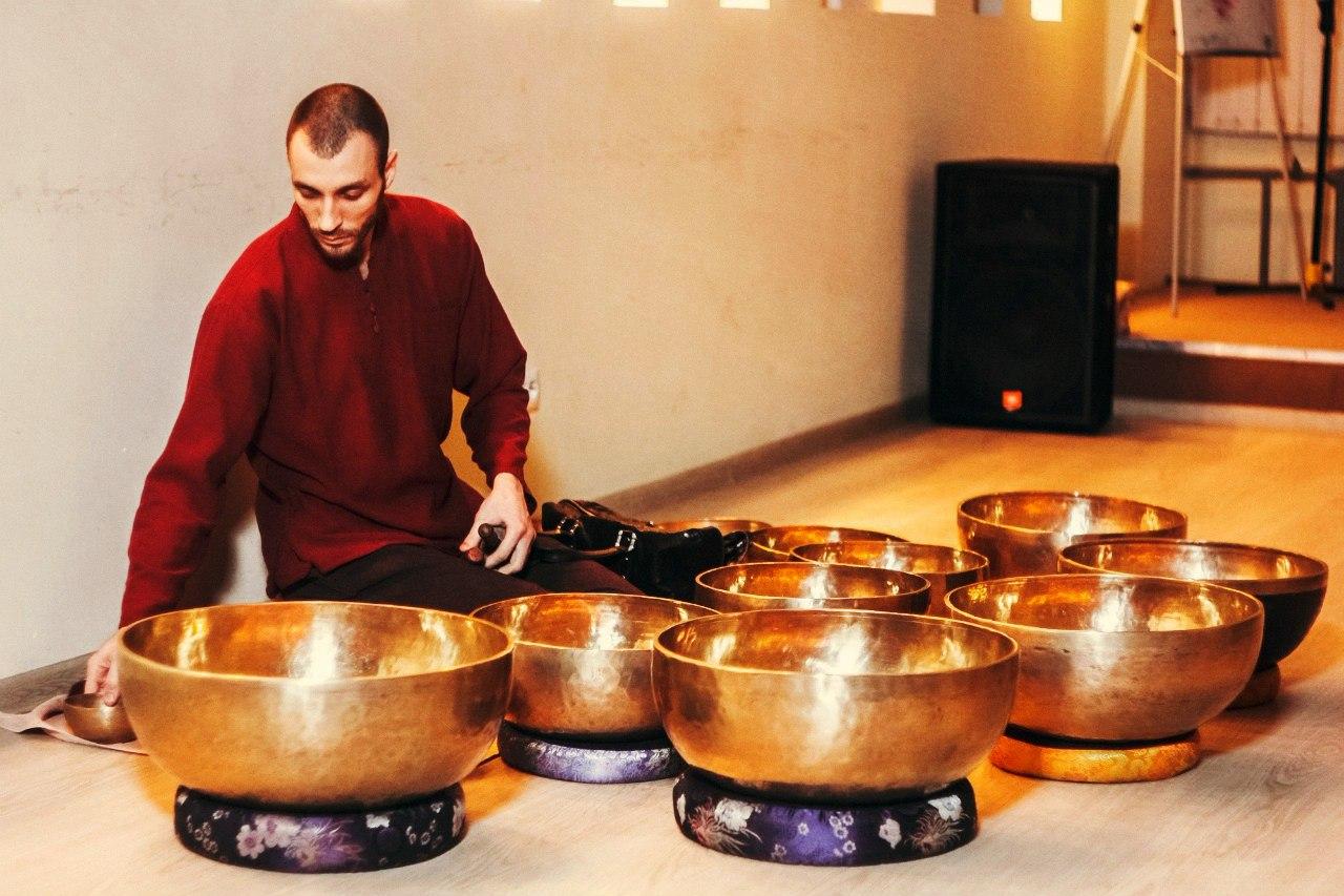 Афиша Калуга 27 апреля в Калуге/Концерт-медитация А. Демидова