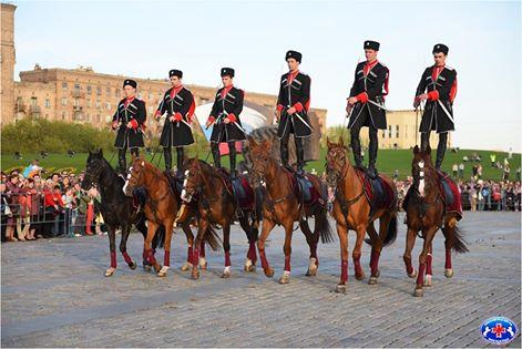 В Перовском и Измайловском парках пройдут конные шоу