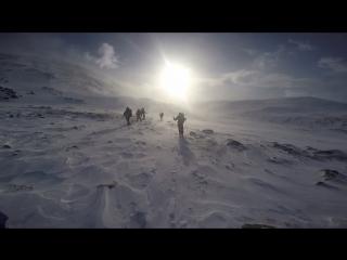 Нежный ветер в спину на Северной Колокольне