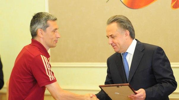 Виталий Мутко: РФС будет прекращать сотрудничество с теми, кто не важен и не нужен