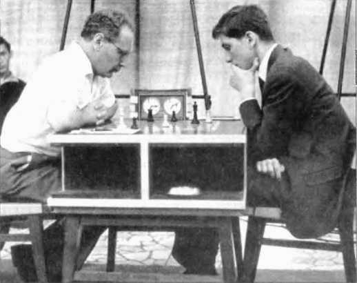 Ботвиник и Фишер