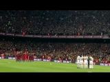 Фанаты «Барселоны» нарушили минуту молчания в память о Кройфе, чтобы обозвать Роналду геем