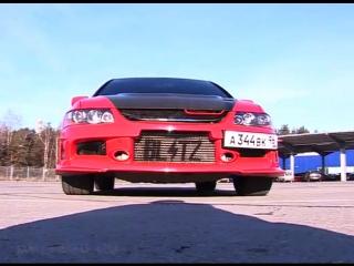 Тюнинг Mitsubishi Lancer Evolution IX