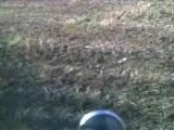Вторая авария модели биплана. Борт (авамоделст Олексй Приходько)