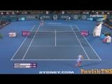 Simona Halep vs Svetlana Kuznetsova Highlights SYDNEY