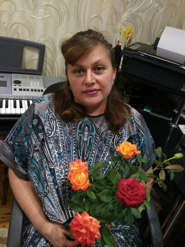 Елена Хижняк, Днепрорудное - фото №5