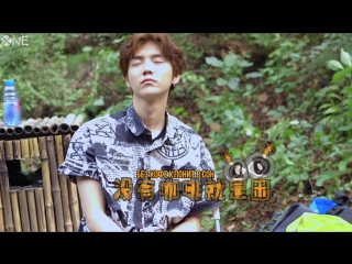 [РУС.САБ] 160310 Hello, is this Luhan? Ep.1