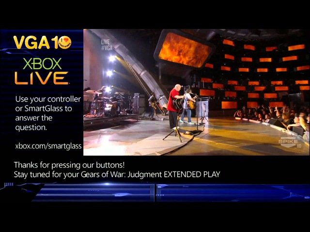 Tenacious D - Rize of the Fenix (live at the VGA 10)