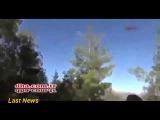 Кадры расстрела пилотов российского Су-24 в Сирии