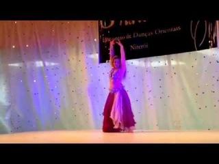 Alimah Noor - Washani Baladi - Improviso no evento Gawazee - 11/07/2015 -