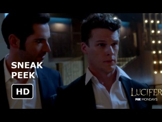 Lucifer 1x04: Manly Whatnots   Sneak Peek #1 [HD]   FOX 2016 Season 1 Episode 04