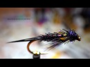 Tying the Organza Traffic Lights Diawl Bach by Davie McPhail
