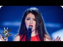 Áine Carroll performs 'Brokenhearted' The Voice UK 2016 Blind Auditions 1