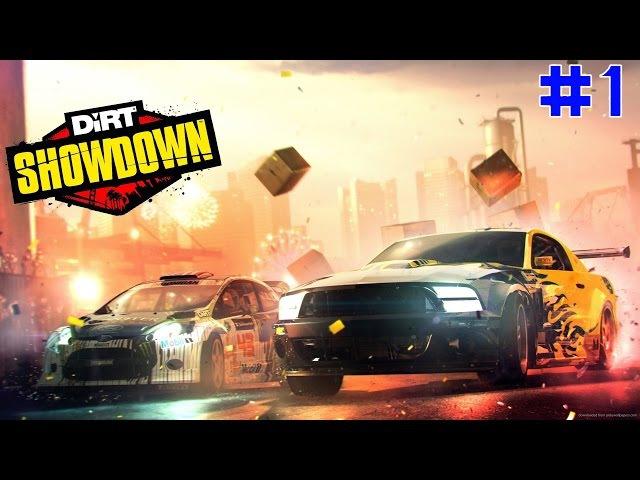 Dirt Showdown | Прохождение 1 | Игра супер