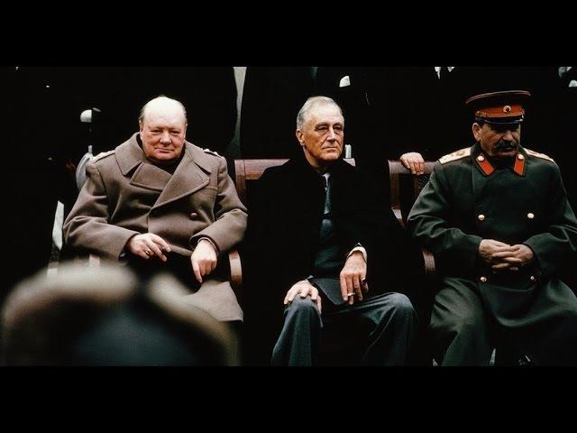 Тегеранский лабиринт Сталин, Черчилль, Рузвельт Часть 2 (2003)