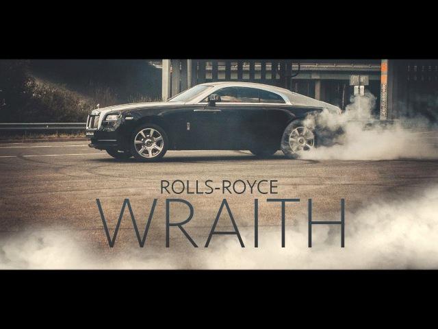 Тест-драйв от Давидыча Rolls Royce Wraith.