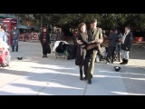 dancing 'por una cabeza'