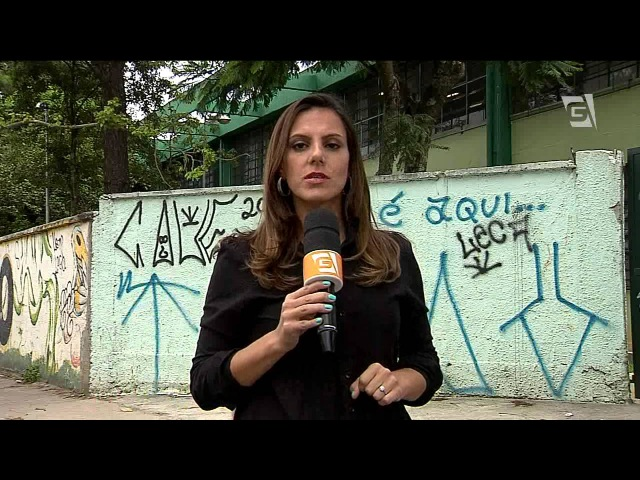 Jornal da Gazeta - Insegurança assusta alunos de escolas estaduais, mostra levantamento (24/03/14)
