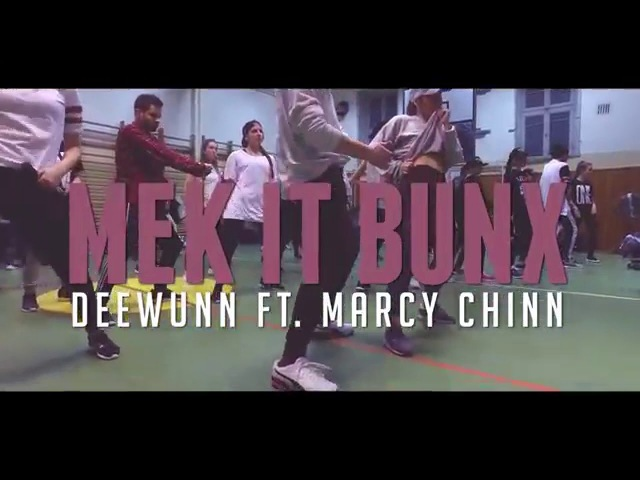 DeeWunn ft. Marcy Chin Mek It Bunx Choreography by Mate Palinkas