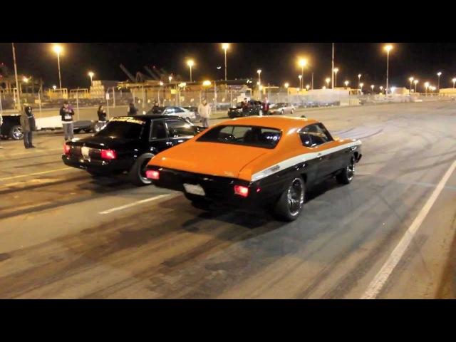 SS Shaun Chevelle VS. DSR Mustang