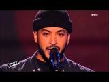 Vitaa A Fleur de Toi Slimane Nebchi The Voice France 2016 Blind Audition