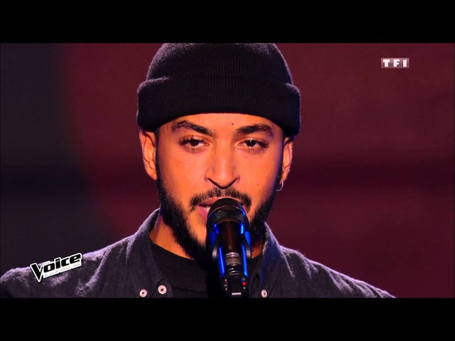 Vitaa – A Fleur de Toi | Slimane Nebchi | The Voice France 2016 | Blind Audition